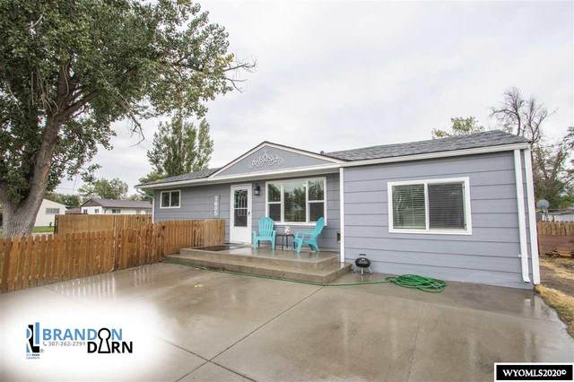 2605 Coulter Drive, Casper, WY 82604 (MLS #20205202) :: Lisa Burridge & Associates Real Estate