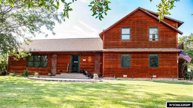 1092 S Ponderosa Lane, Worland, WY 82401 (MLS #20205220) :: Lisa Burridge & Associates Real Estate