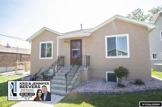 513 W Fir Street, Glenrock, WY 82637 (MLS #20205230) :: RE/MAX The Group