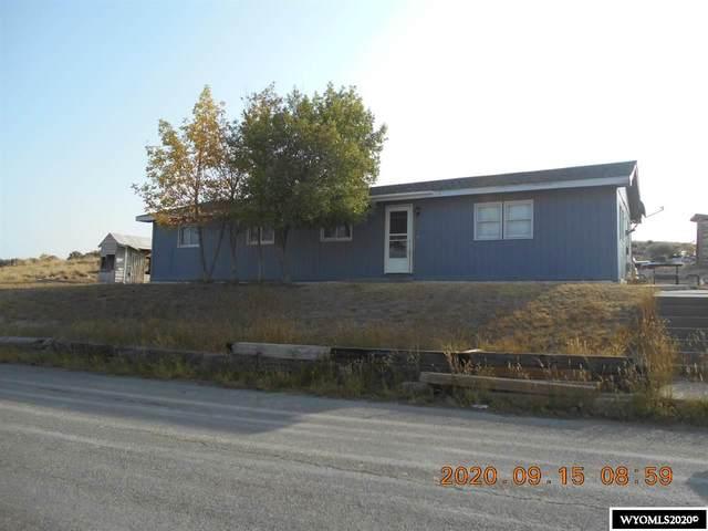 703 Perry Street, Rawlins, WY 82301 (MLS #20205237) :: Lisa Burridge & Associates Real Estate