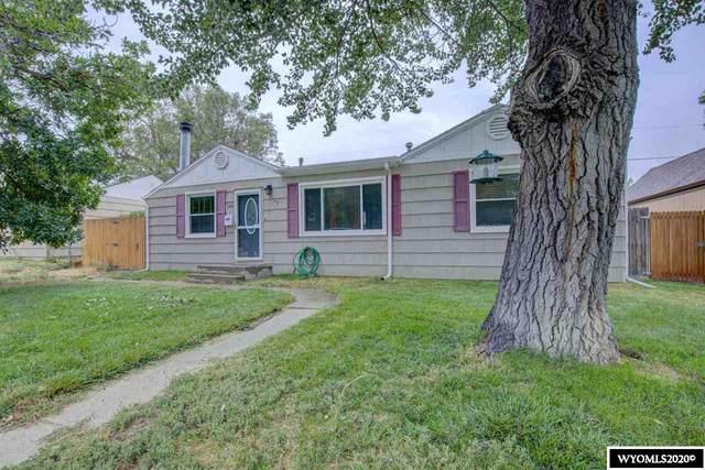 1424 Birch Street, Casper, WY 82604 (MLS #20205245) :: RE/MAX The Group