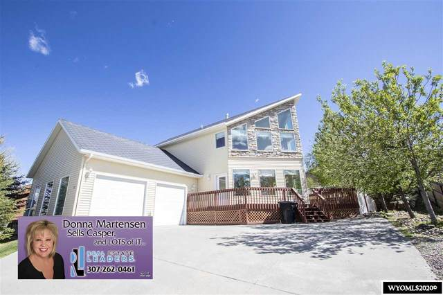 781 W 58th, Casper, WY 82601 (MLS #20205247) :: Lisa Burridge & Associates Real Estate