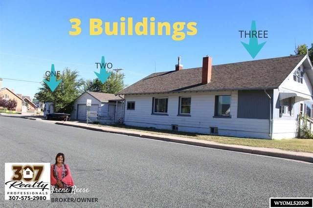 2241 W A Street, Torrington, WY 82240 (MLS #20205255) :: Lisa Burridge & Associates Real Estate