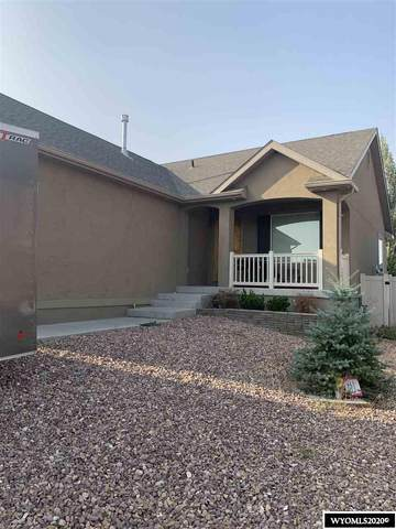 3509 Scott Dr, Rock Springs, WY 82901 (MLS #20205261) :: RE/MAX The Group