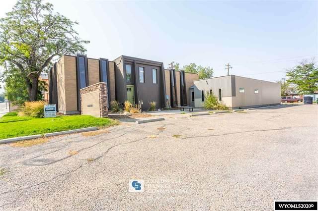632 S David Street, Casper, WY 82601 (MLS #20205264) :: RE/MAX The Group