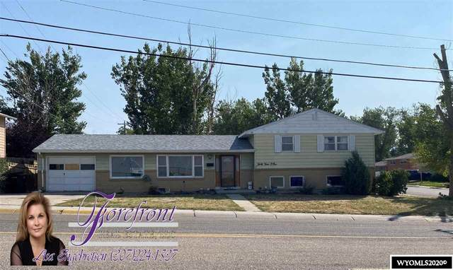 3401 E 12th Street, Casper, WY 82609 (MLS #20205265) :: Lisa Burridge & Associates Real Estate