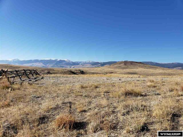5 and 6 Deer Road, Dubois, WY 82513 (MLS #20205283) :: Real Estate Leaders