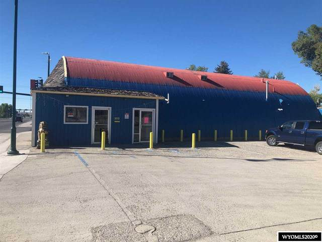 302 N Federal Blvd, Riverton, WY 82501 (MLS #20205286) :: RE/MAX The Group