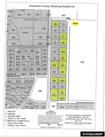 632 N Road 11, Worland, WY 82401 (MLS #20205296) :: Lisa Burridge & Associates Real Estate