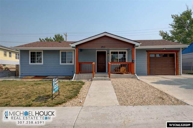 1711 Fairdale, Casper, WY 82609 (MLS #20205297) :: Lisa Burridge & Associates Real Estate