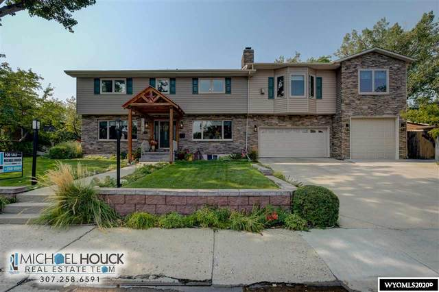 3710 Carmel, Casper, WY 82601 (MLS #20205305) :: Lisa Burridge & Associates Real Estate