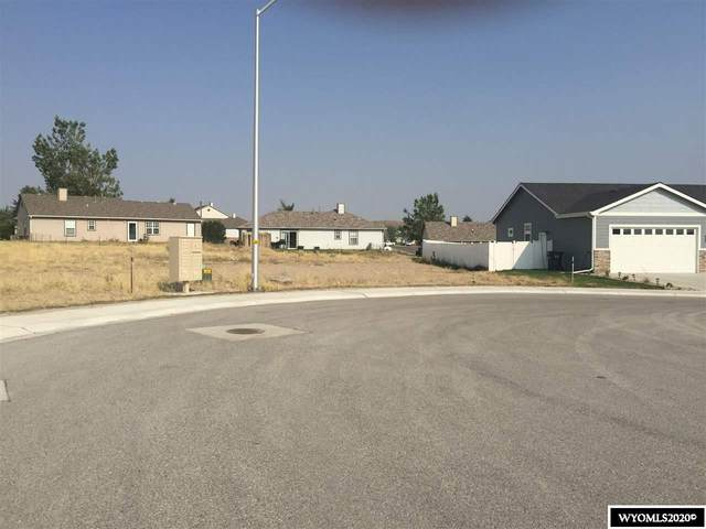 3534 Barry Court, Casper, WY 82604 (MLS #20205308) :: RE/MAX Horizon Realty