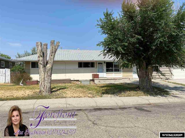 3140 E 8th Street, Casper, WY 82609 (MLS #20205311) :: Lisa Burridge & Associates Real Estate