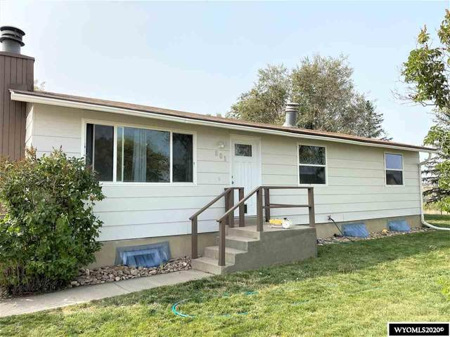 801 Sublet, Diamondville, WY 83116 (MLS #20205312) :: RE/MAX Horizon Realty