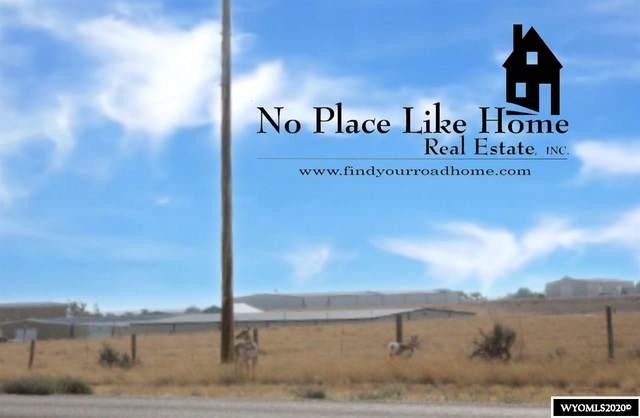 0000 Salt Creek Highway, Bar Nunn, WY 82601 (MLS #20205316) :: Lisa Burridge & Associates Real Estate
