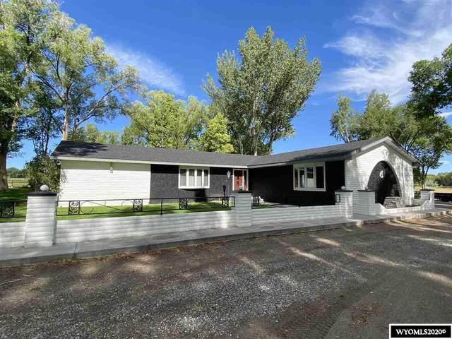 11025 Highway 789, Riverton, WY 82501 (MLS #20205317) :: Lisa Burridge & Associates Real Estate