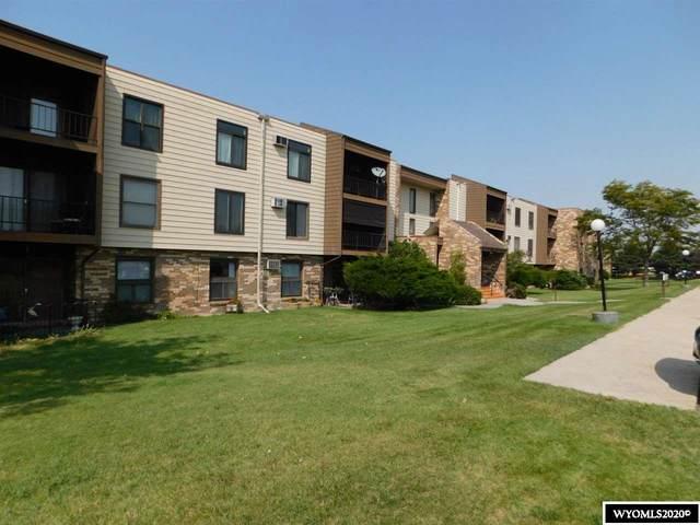 4500 S Poplar #302A, Casper, WY 82604 (MLS #20205318) :: Lisa Burridge & Associates Real Estate