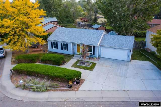 2134 Jonquil, Casper, WY 82604 (MLS #20205322) :: Lisa Burridge & Associates Real Estate