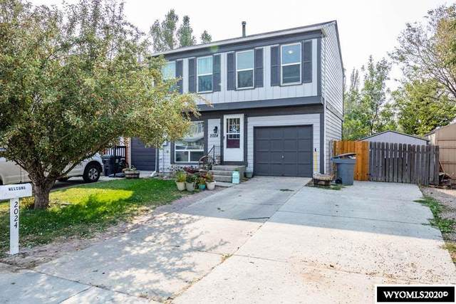 2024 Carter Avenue, Rock Springs, WY 82901 (MLS #20205340) :: Lisa Burridge & Associates Real Estate
