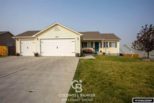 2702 S Shumway Avenue, Casper, WY 82601 (MLS #20205342) :: Lisa Burridge & Associates Real Estate
