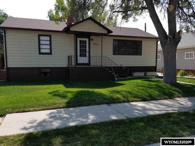 1220 Clark Street, Rock Springs, WY 82905 (MLS #20205354) :: Lisa Burridge & Associates Real Estate