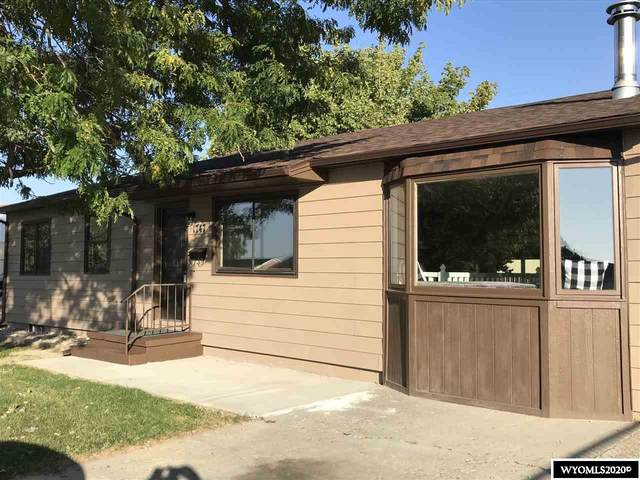 1747 S Fairdale, Casper, WY 82601 (MLS #20205366) :: RE/MAX Horizon Realty