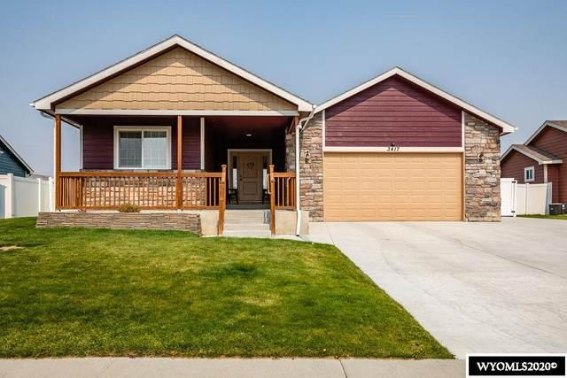 3417 Bristol Avenue, Rock Springs, WY 82901 (MLS #20205369) :: Lisa Burridge & Associates Real Estate