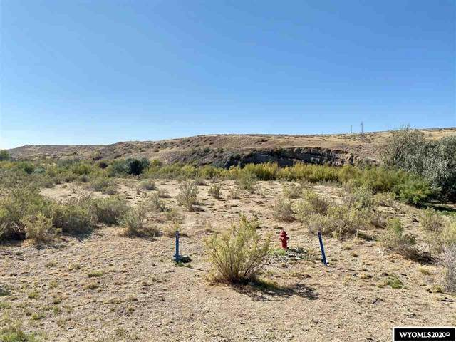 TBD Fantaskey Kirby Parcel #6, Thermopolis, WY 82443 (MLS #20205377) :: Lisa Burridge & Associates Real Estate