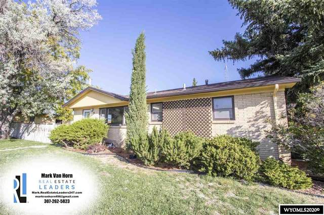 2544 E 12th Street, Casper, WY 82609 (MLS #20205379) :: Lisa Burridge & Associates Real Estate