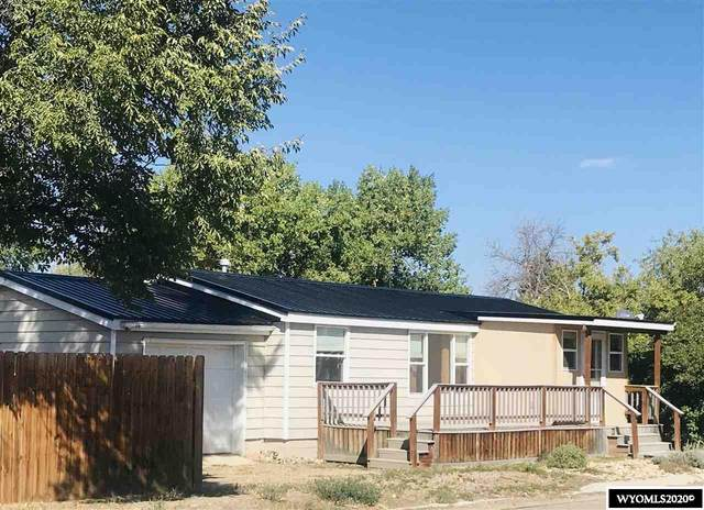 225 Center Street, Kaycee, WY 82834 (MLS #20205383) :: RE/MAX The Group