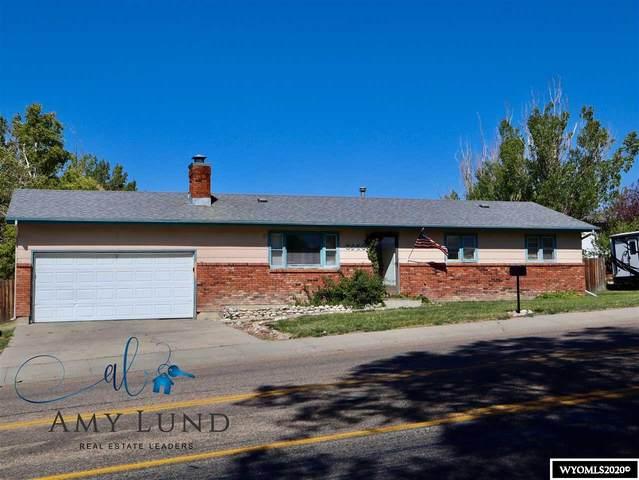 3960 E 15th Street, Casper, WY 82609 (MLS #20205385) :: Lisa Burridge & Associates Real Estate