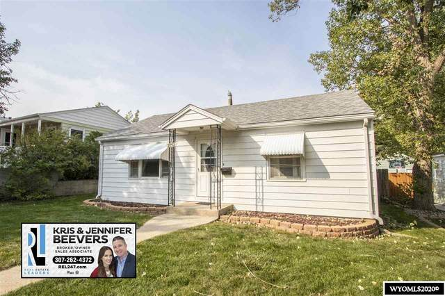 2052 S Cedar Street, Casper, WY 82601 (MLS #20205387) :: Lisa Burridge & Associates Real Estate