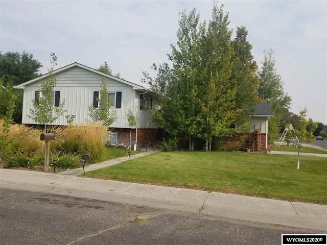 2917 Larkspur Lane, Worland, WY 82401 (MLS #20205391) :: RE/MAX The Group
