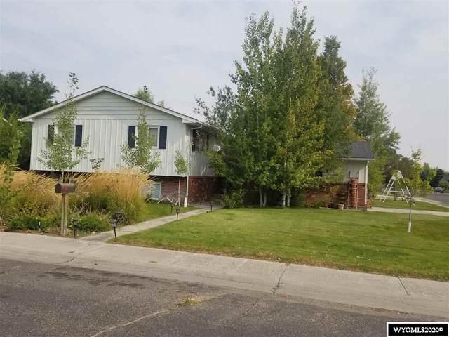 2917 Larkspur Lane, Worland, WY 82401 (MLS #20205391) :: Lisa Burridge & Associates Real Estate