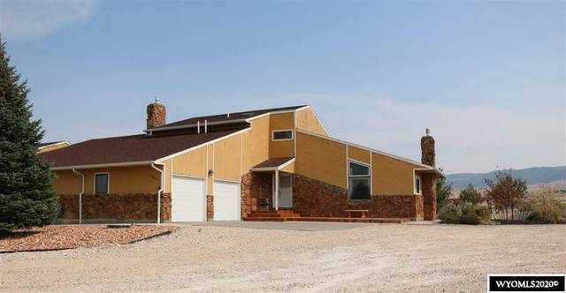 4619 Smokerise, Casper, WY 82604 (MLS #20205408) :: RE/MAX The Group