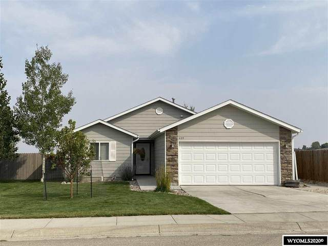 439 S Lucas Street, Buffalo, WY 82834 (MLS #20205414) :: RE/MAX The Group