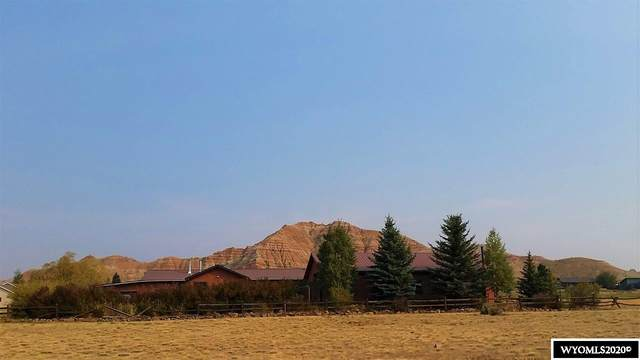 209 Westview Drive, Dubois, WY 82513 (MLS #20205423) :: RE/MAX Horizon Realty