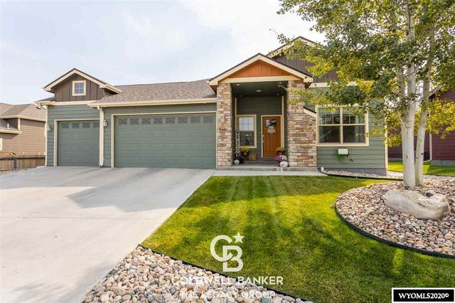 2851 Pheasant Drive, Casper, WY 82604 (MLS #20205434) :: RE/MAX Horizon Realty