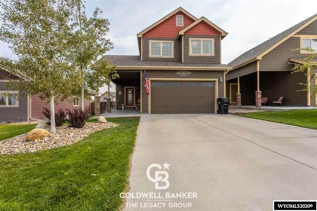 2875 Pheasant Drive, Casper, WY 82604 (MLS #20205435) :: Real Estate Leaders