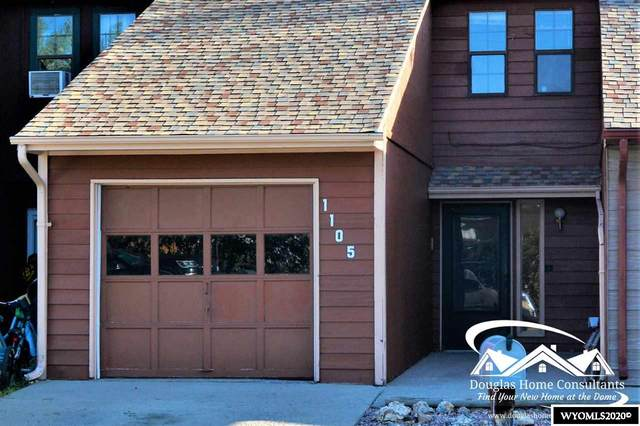 1105 Monroe Street, Douglas, WY 82633 (MLS #20205444) :: Lisa Burridge & Associates Real Estate