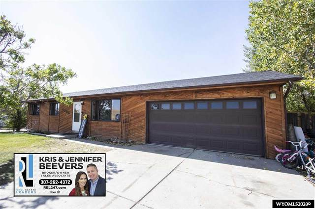 4980 Bel Vista, Bar Nunn, WY 82601 (MLS #20205445) :: Real Estate Leaders
