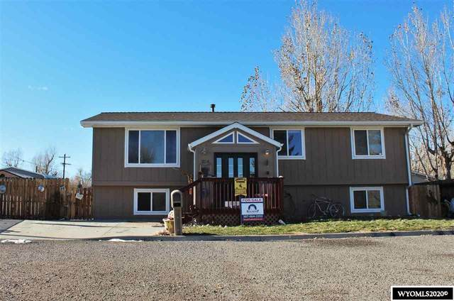 1104 Sunrise Drive, Thermopolis, WY 82443 (MLS #20205451) :: Lisa Burridge & Associates Real Estate