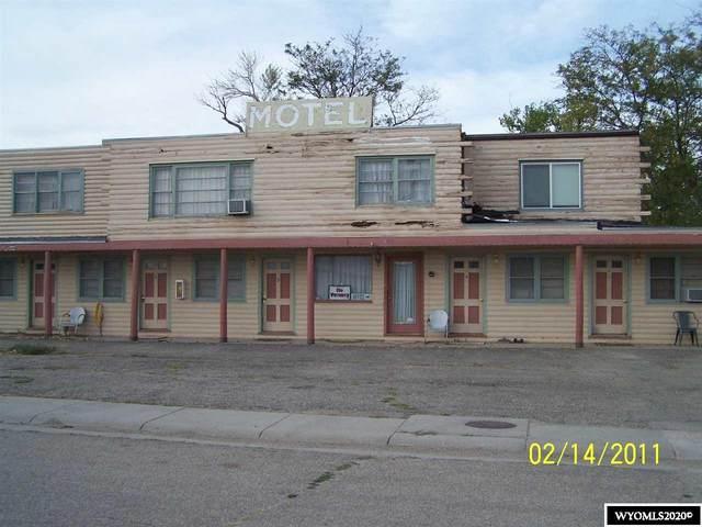 4921 W West Highway, Mills, WY 82644 (MLS #20205456) :: Lisa Burridge & Associates Real Estate