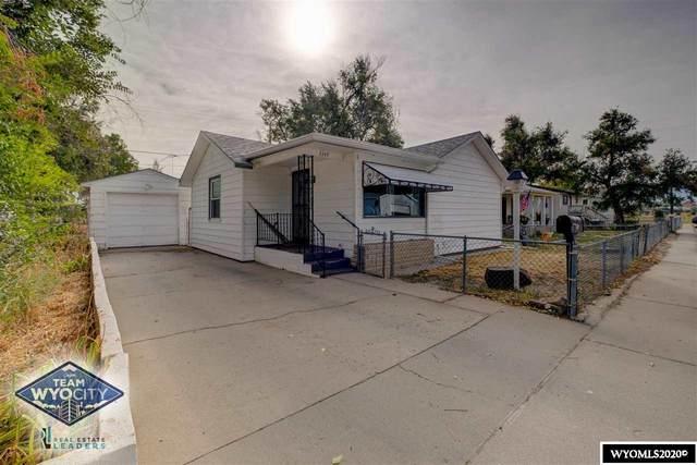 1145 N Melrose Street, Casper, WY 82601 (MLS #20205457) :: Lisa Burridge & Associates Real Estate