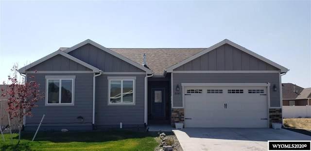 2243 Kalina Trail, Casper, WY 82601 (MLS #20205461) :: Lisa Burridge & Associates Real Estate