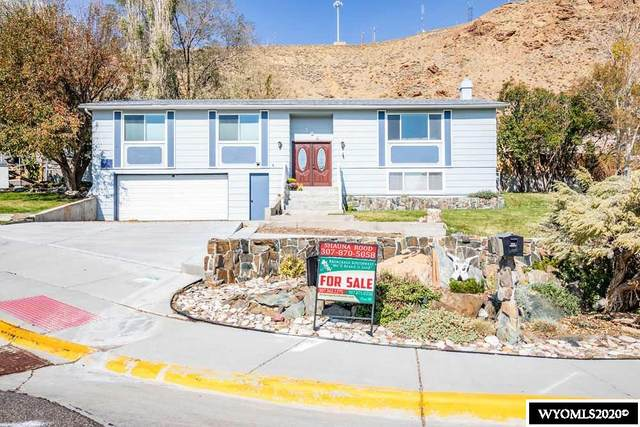 302 Evans Drive, Green River, WY 82901 (MLS #20205463) :: Lisa Burridge & Associates Real Estate