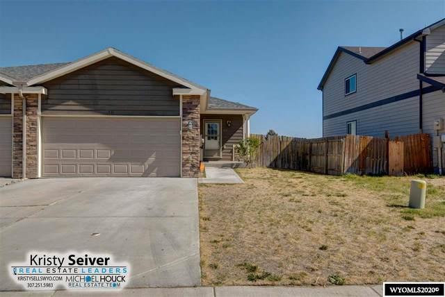 717 Reshaw Circle, Evansville, WY 82636 (MLS #20205464) :: Lisa Burridge & Associates Real Estate