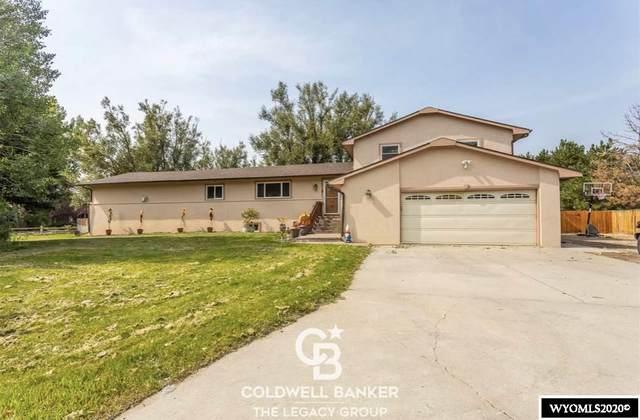 1892 Yellow Creek, Casper, WY 82604 (MLS #20205466) :: Lisa Burridge & Associates Real Estate