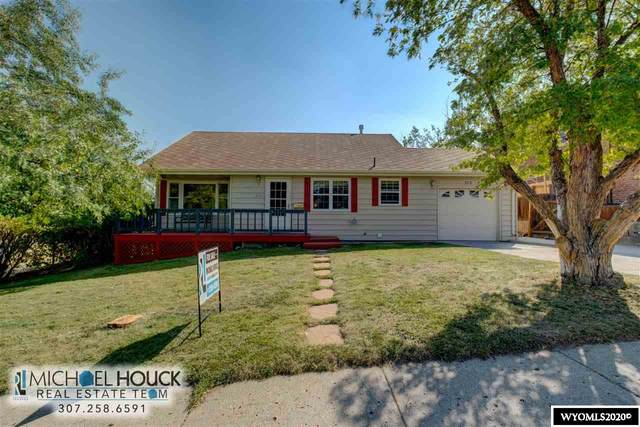 2131 W Odell, Casper, WY 82604 (MLS #20205485) :: Lisa Burridge & Associates Real Estate