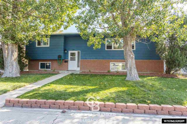 1341 Illinois Avenue, Casper, WY 82609 (MLS #20205488) :: Lisa Burridge & Associates Real Estate